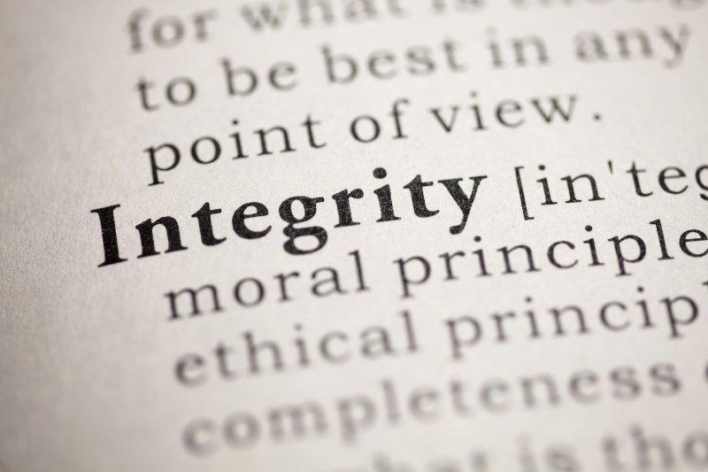 Vahvan vuorovaikutustaidon peruskivi on johdonmukaisuus – integriteetti.