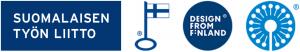 suomalaisen työn liitto logot