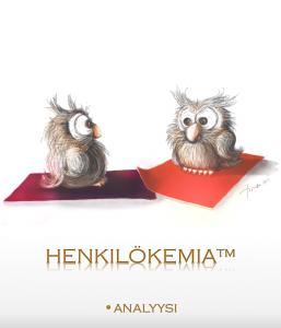 HENKILÖKEMIA™ analyysi1